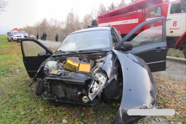 Южноуральца отдали под суд за аварию на М-5, в кот...