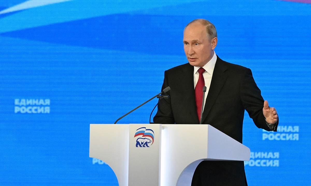 На съезде «Единой России» Президент России Владимир Путин назвал кандидатов, которые, на его взгляд, должны возглавить федеральный список партии на выборах в Госдуму