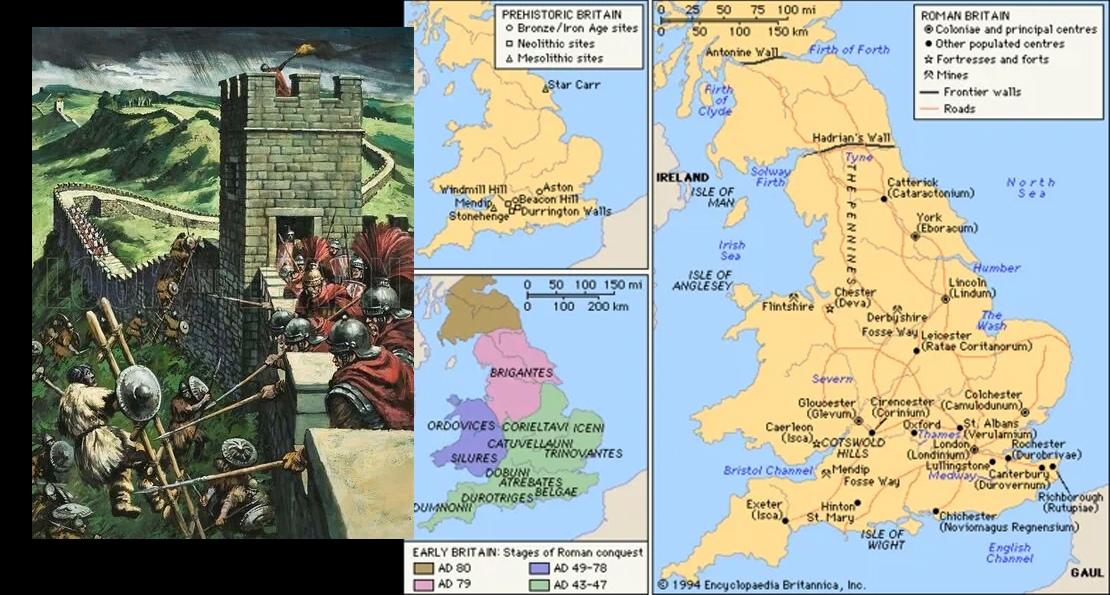 Римляне в Британии