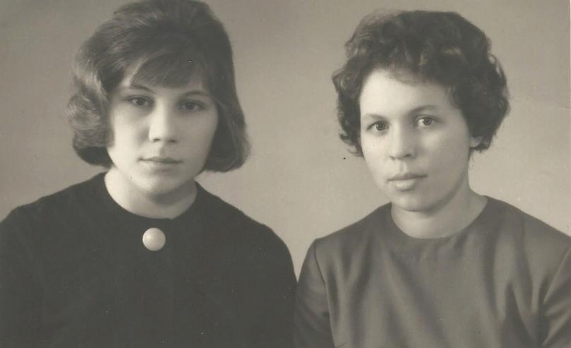 История о том, как мы помогли найтись подругам спустя 40 лет, изображение №1