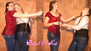 Shower Crazy - Danni and Kat