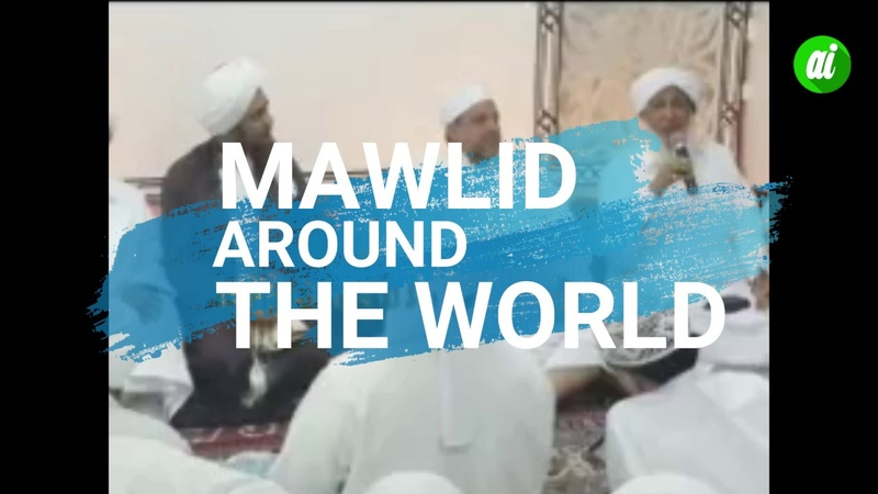 Mawlid Mawlid in Mecca Saudi Arabia