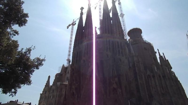 19 08 2016 Барселона Храм Сограда Фамілія