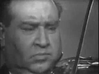 C. Debussy - Clair de Lune. David Oistrakh & Frida Bauer