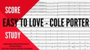 Easy To Love Score Sound Arr. Steven Feifke for Chad LB Virtual Big Band
