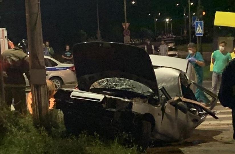 Молодая пара погибла в страшном ДТП в Нижегородской области