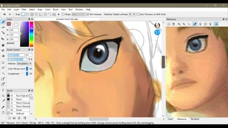 Speed painting Link!  (SILENT STREAM VOD)