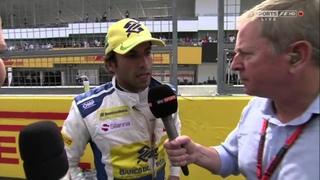 Reporter mal educada da SporTV aprende uma licao de cortesia britanica