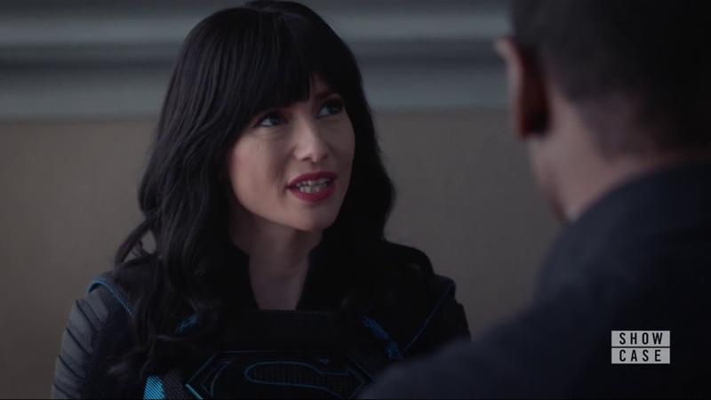 Supergirl 5x16 SuperAlex Fake J'onn Scene