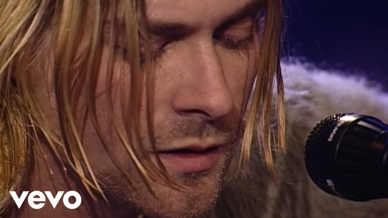 Nirvana Something In The Way Live On MTV Unplugged Unedited 1993