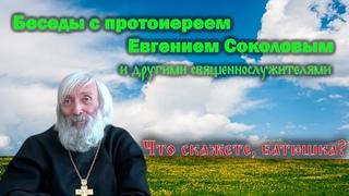 О свободе (протоиерей Евгений Соколов)