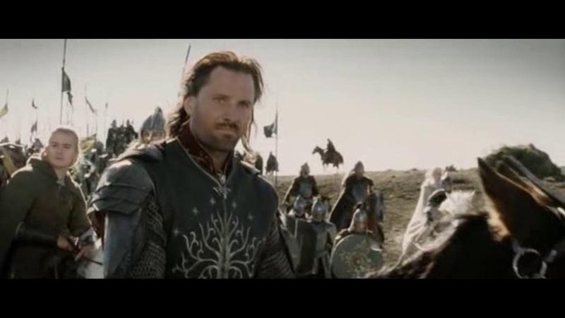 Агроном собирает воинов для последней битвы Властелин Колец Возвращение бомжа Гоблин