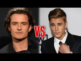 Justin Bieber & Orlando Bloom Fight Over Selena Gomez or Miranda Kerr