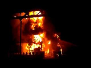 Пожежа на Луганській ТЕС,