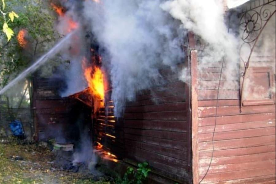 С начала года в регионе произошло около десяти тысяч пожаров