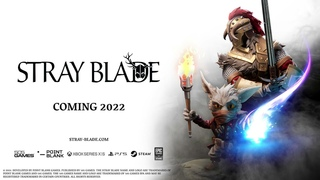 Stray Blade – Announcement Trailer (ESRB)