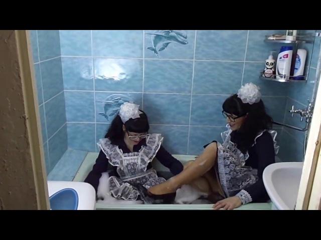 Камера в ванной женской общаги