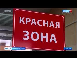 . В Петербурге в стационарах не хватает медсестер для работы с пациентами с коронавирусом