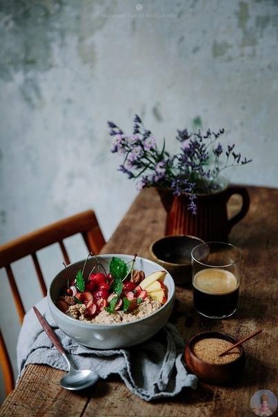 Завтрак - это красиво
