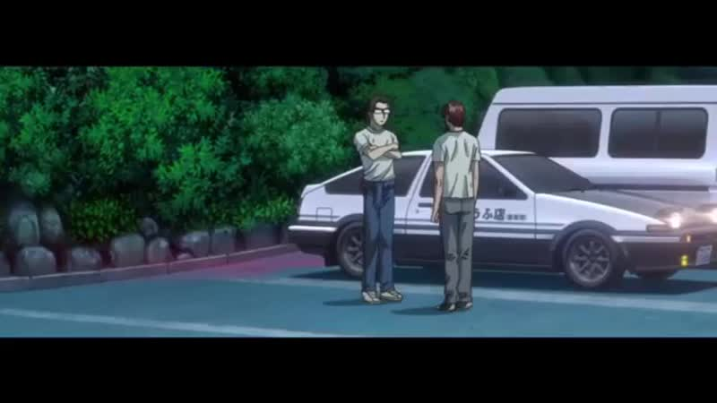 Initial d final stage cars