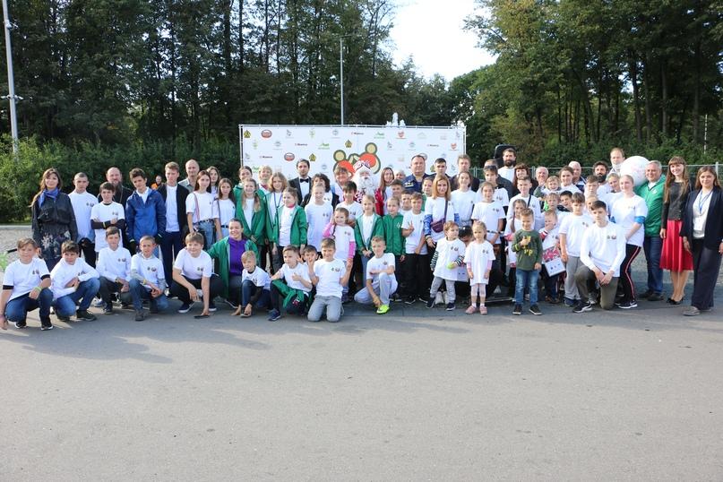 Добровольческий отряд кинокомпании «Союз Маринс Групп» на фестивале «Семья Добра», изображение №2