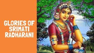 Glories of Srimati Radharani | Amarendra Dasa