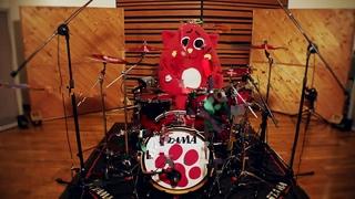 [SHOW BY ROCK!!] シンガンクリムゾンズ ~I'm JOKER~ DrumCover 【にゃんごすたー/NYANGO STAR】