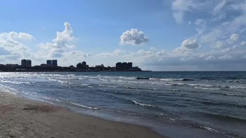 Уборка пляжа Анапа 2020