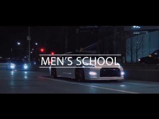 Nissan gt-r. men`s school