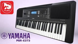 Yamaha PSR-E373 - новый домашний синтезатор (обзор тембров и интересных функций)
