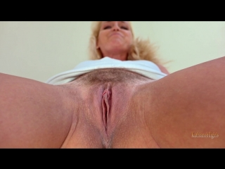 Kathia nobili - daily bush for the lovers of nice hairy pussy! [milf,fetish,cock