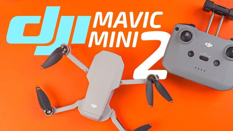На седьмом небе Обзор дрона DJI Mavic Mini 2