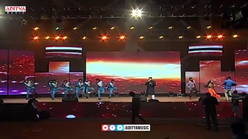 Singer Yazin Nizar Live Performance @ Hello Guru Prema Kosame Pre Release Event ¦ Ram, Anupama ¦ DSP