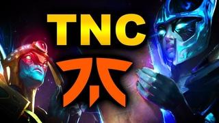 TNC vs FNATIC - SEA CRAZY GAME! - ESL One Thailand 2020 DOTA 2