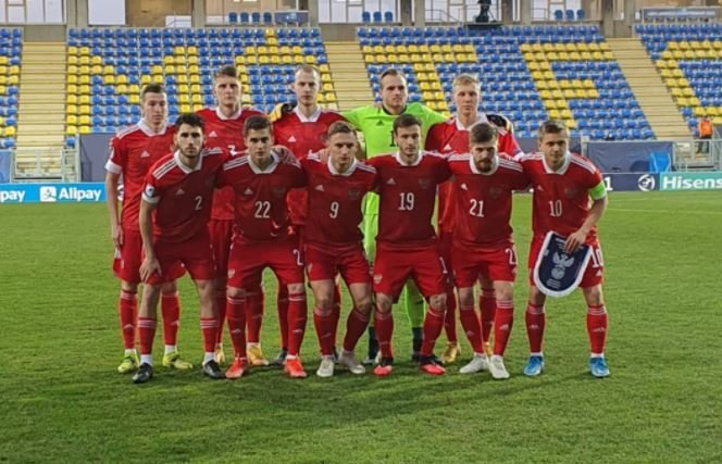 Молодежная сборная России проиграла Дании и не вышла в плей-офф Евро-2021 (Видео)