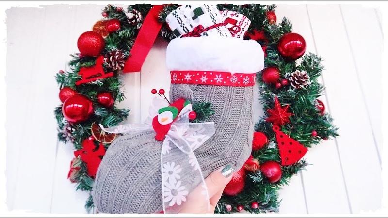 Идеи подарков 🎁 на Новый год 🎄 DIY Новогодний декор из товаров ФИКС ПРАЙС Fix Price