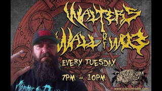 Johnny Paoline interview on The Cranium Radio Show Walter's Wall of Woe 10-16-2018