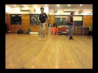 Just Dance Choreographer Paresh Sir teaching For Hritik Roshan......