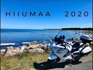 Хийумаа 2020 / Hiiumaa, Estonia. Путешествие на остров Хийумаа в Эстонии на мотоцикле Honda ST1300