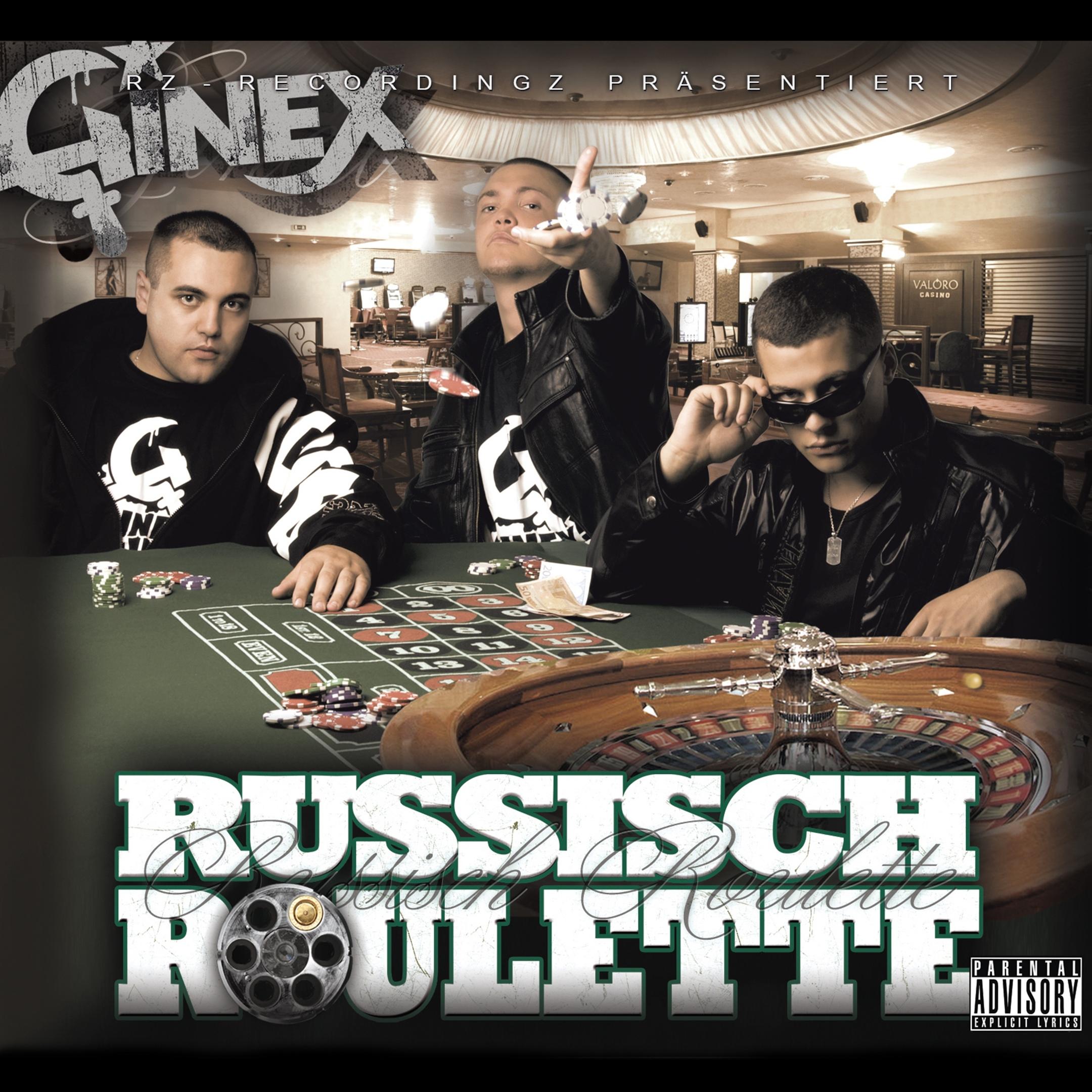 Ginex album Russisch Roulette