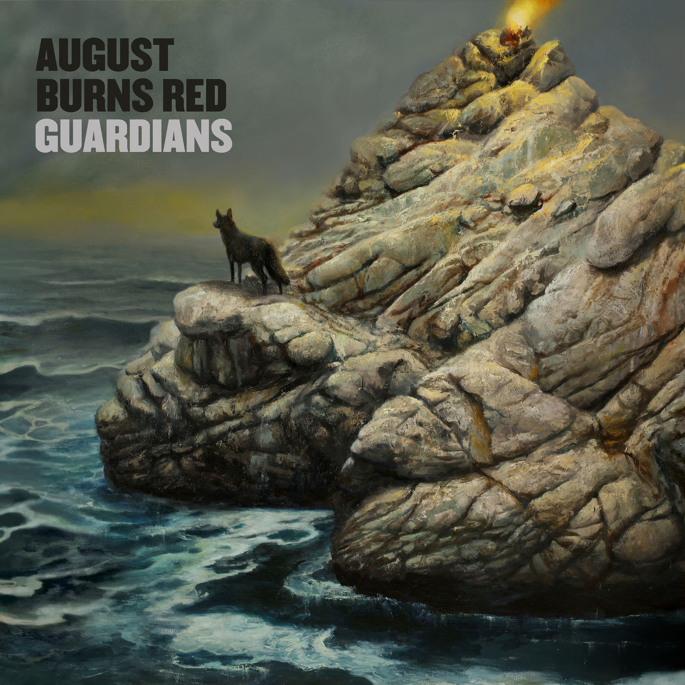 August Burns Red - Bones [single] (2020)
