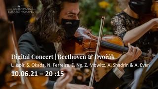 MuCH Digital Concerts 2021: Beethoven & Dvorak -