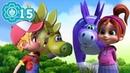 Мультсериал Турбозавры – Эпизод 15. Двойник динозавра. Мультики для детей.