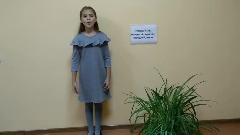 Дарья Лемещенко средняя группа