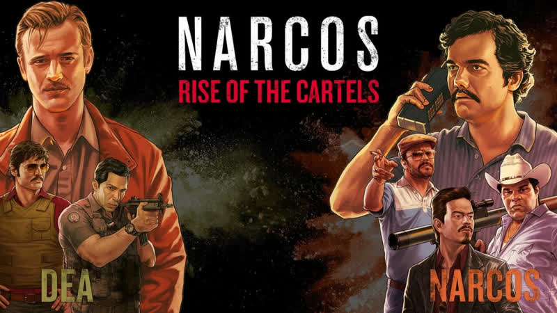 Narcos: Rise of the cartels Серия 6 They called it white gold . ElCorazon