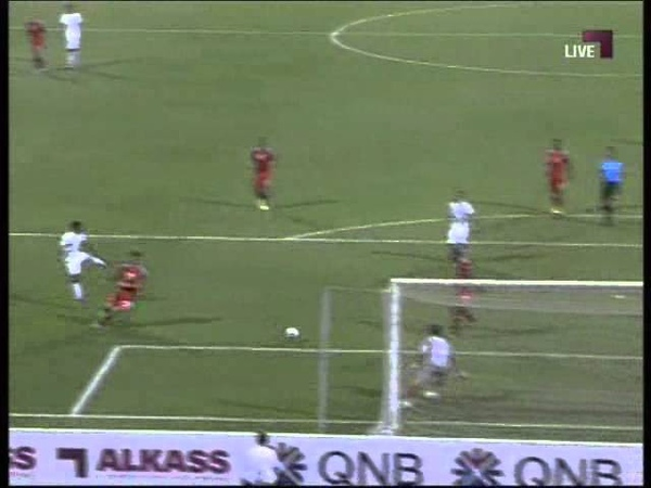 Аль Араби 2 1 Аль Садд Кубок Катара 2012 2013 Группа А 4 тур