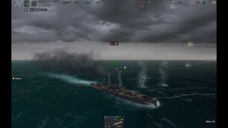 .Морская Академия.Сверхдредноут или линейный крейсер.Линейный Крейсер.