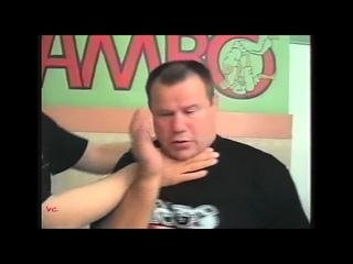 #Самбо. Федоров А. С. Освобождение от захватов. Sambo. Fedorov A.S. Release from grips.