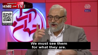 Fmr. Iranian Deputy Foreign Minister: Americans and Europeans Are Megalomaniacs, Unreliable Partners