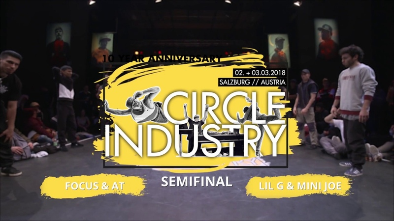 Sunni Spin VS Chey Husky Husk SEMI FINAL ►CIRCLE INDUSTRY◄ CHECKMATE 2018